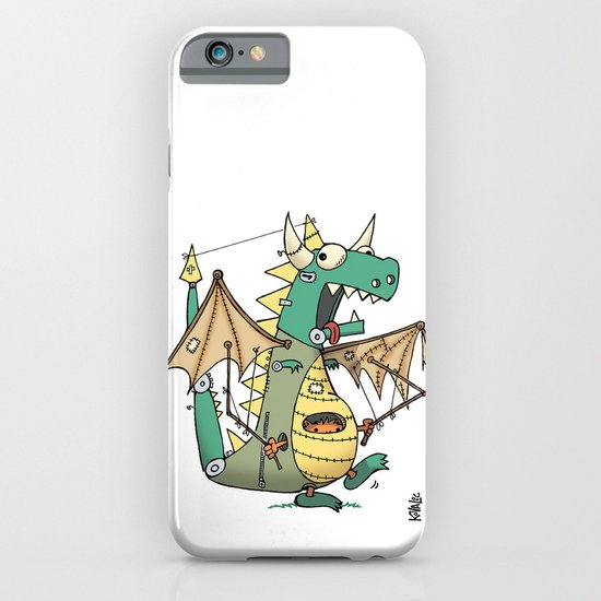 A Kobold in Dragon Clothing iPhone & iPod Case