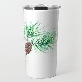 Pine Travel Mug