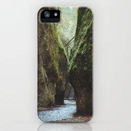 Oneonta Gorge iPhone Case