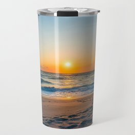Canaveral National Seashore Sunrise Travel Mug