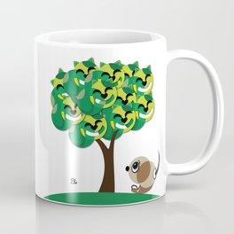 Cat Tree Coffee Mug