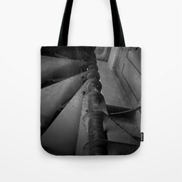 Old Factory 4 Tote Bag