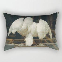 Natural History Museum, Oxford Rectangular Pillow