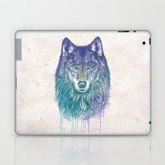 I Dream of Wolf Laptop & iPad Skin