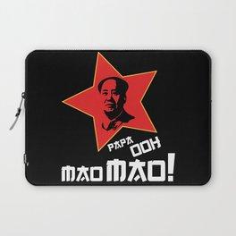 Papa Ooh Mao Mao! Laptop Sleeve