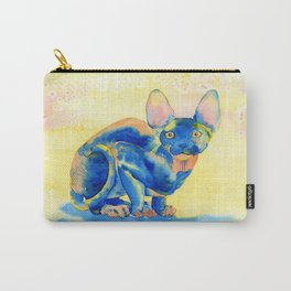 Sphynx Cat 1 Carry-All Pouch