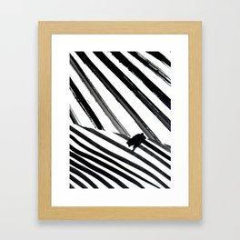 Kollage n°91 Framed Art Print