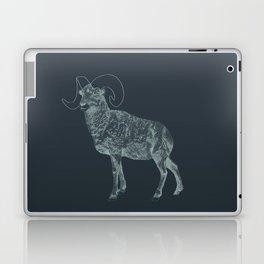 Blue Ram Laptop & iPad Skin