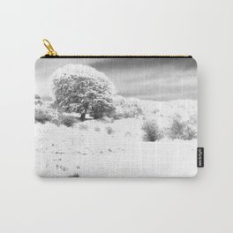 Haresfield In The Snow Carry-All Pouch