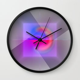 Color Genesis Wall Clock