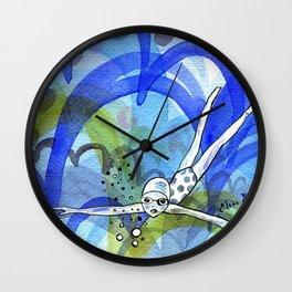 Elena Wall Clock