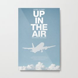 Up In The Air Metal Print