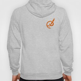 Badass Art Group Logo (Orange) Hoody