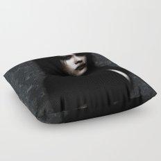 Kat Dennings Floor Pillow