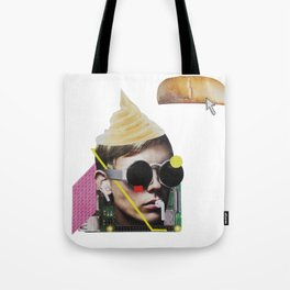 Talk Tote Bag