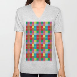 Wrapping Presents Unisex V-Neck