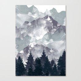 Winter Tale Canvas Print