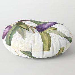 Olive Branch I Floor Pillow