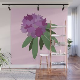 Rhododendron Wall Mural
