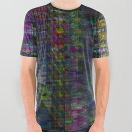 OPERATION AMAZED PALACE reconnaissance All Over Graphic Tee