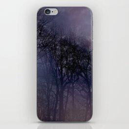 Nightfall in the Woods iPhone Skin