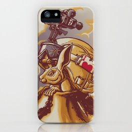 Watch Your Back iPhone Case