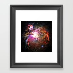 Cosmic Beauty  Framed Art Print