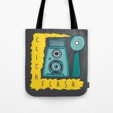 Vintage Camera | Grey Tote Bag