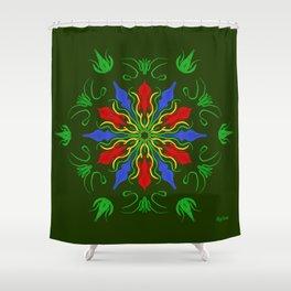 Despeinada Shower Curtain