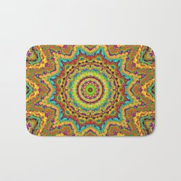 Here Comes the Sun Bath Mat