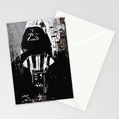 The dark vader Stationery Cards