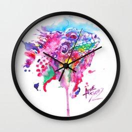 Grendal Wall Clock