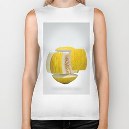 Flying Casaba Melon Biker Tank