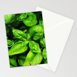 Raw Pesto Stationery Cards