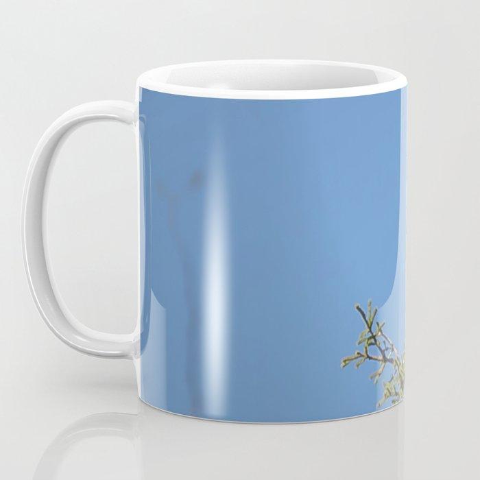 Bald Eagle at Winnibigoshish II Coffee Mug