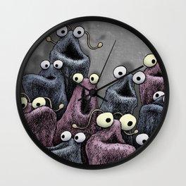Yip Yip Wall Clock