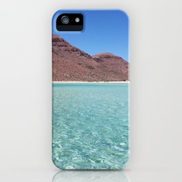 Island of Holy Spirits iPhone Case