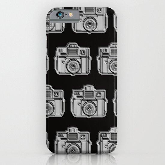 I Still Shoot Film Holga Logo - Black iPhone & iPod Case