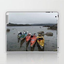 Kayaks in the Rainforest Laptop & iPad Skin