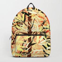 Bamboo. Backpack