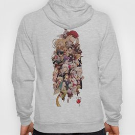 Hunter x Hunter Hoody
