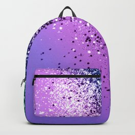 Unicorn Girls Glitter #20 #shiny #decor #art #society6 Backpack