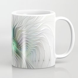 Fantasy Ways, Abstract Fractal Art Coffee Mug