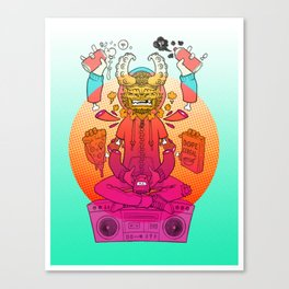 Killamari Yo Canvas Print