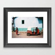 Roja Framed Art Print
