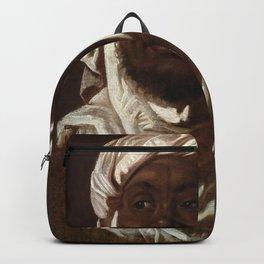 Peter Paul Rubens - Study for the Head of a Moorish King Backpack