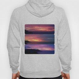 A Seacliff Sunset Hoody