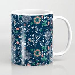 Seamless Paisley Pattern 2 Coffee Mug