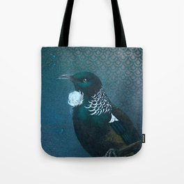 Tui & Scallops  Tote Bag