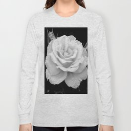 Johann Strauss Rose-BW Long Sleeve T-shirt
